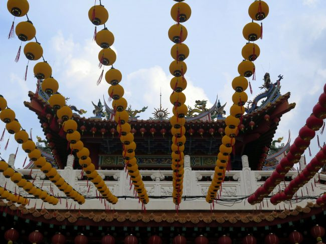 Templos chinos de Kuala Lumpur
