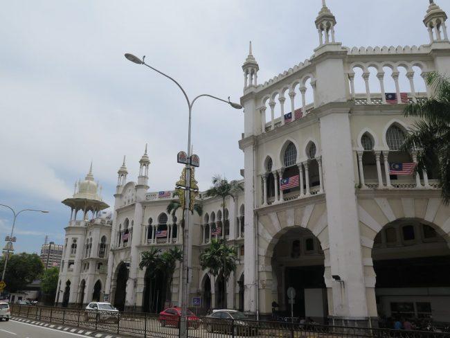 Kuala Lumpur colonial