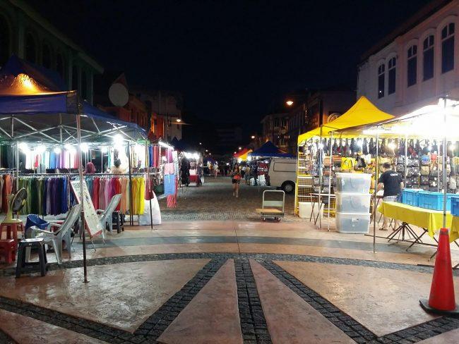 Mercado Nocturno Ipoh