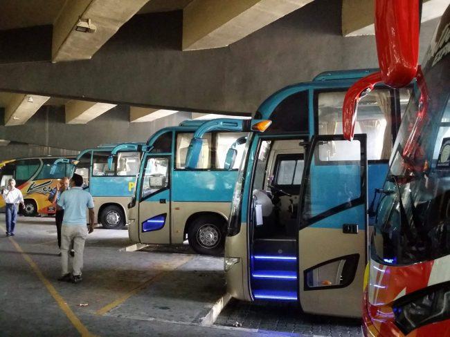 Llegar a Ipoh en Transporte Público
