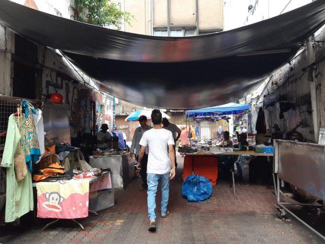 Barrio Chino de Kuala Lumpur