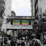 Los ladrones y las ratas de los mercados del Barrio Chino de Kuala Lumpur