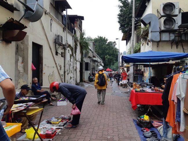 Rincones poco turísticos de Kuala Lumpur