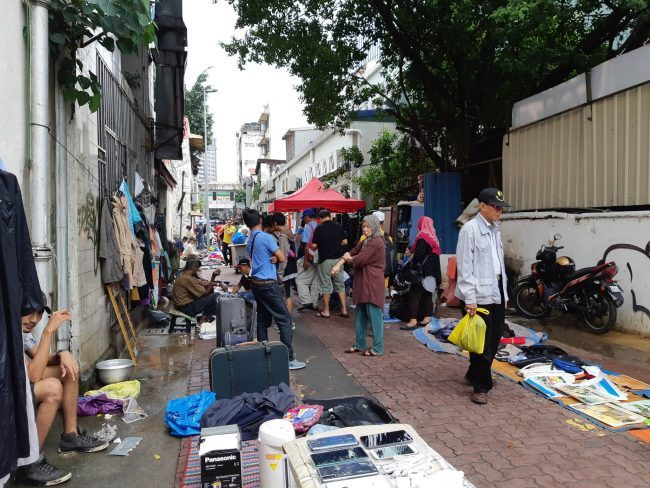 Lugares de Chinatown en Kuala Lumpur