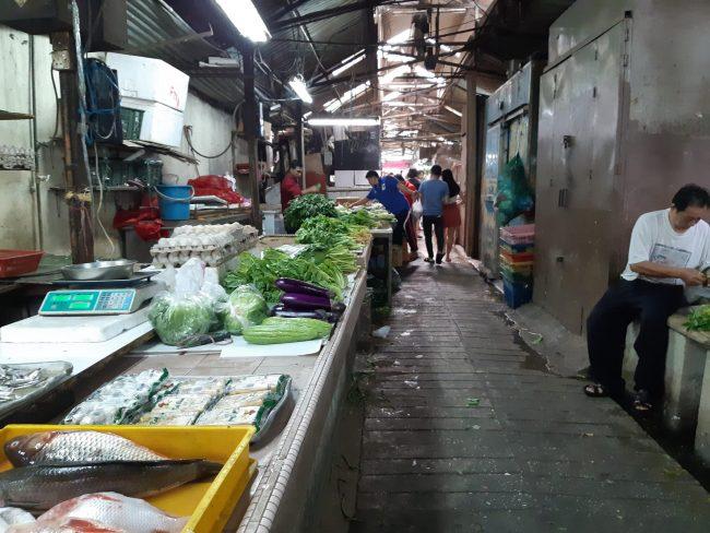 Wet Markets Kuala Lumpur