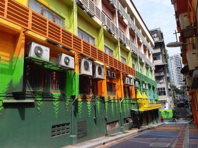Rincones curiosos de Kuala Lumpur