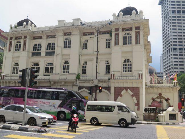 Los mejores edificios coloniales de Kuala Lumpur