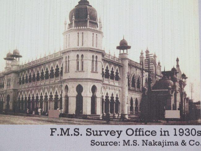 Edificios coloniales de Kuala Lumpur