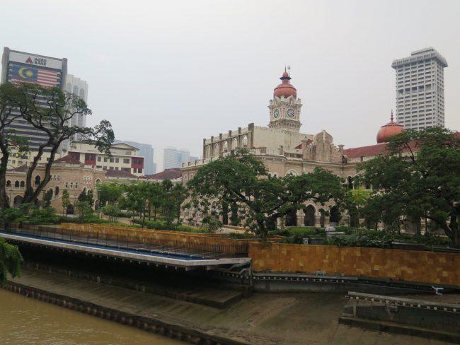 Edificio más fotografiado de Malasia