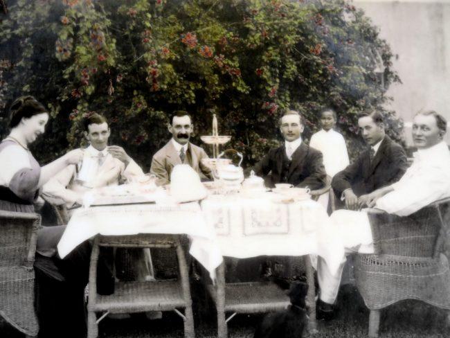 Emigrantes irlandeses en Malaya siglo XIX