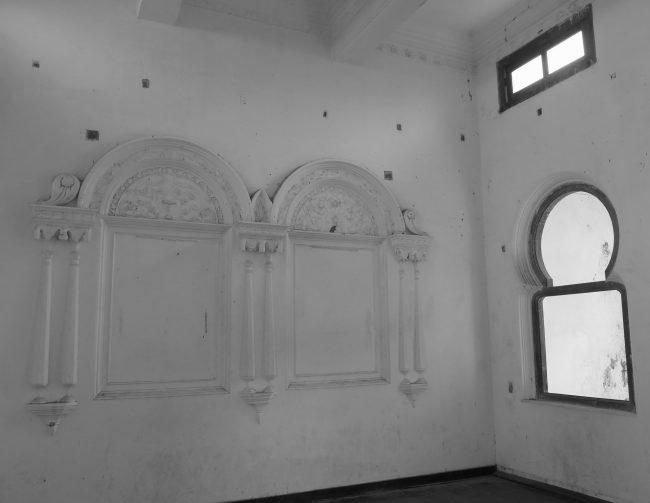 Mansiones fantasmagóricas