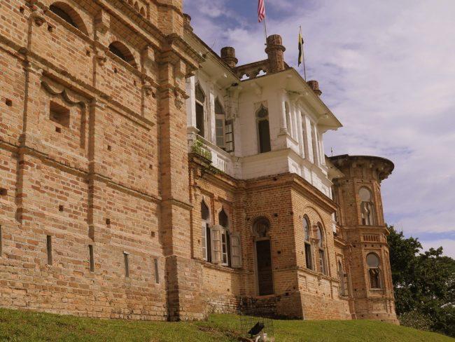 Castillo en Malasia