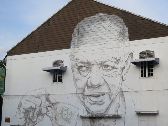 El arte urbano de Malasia no es patrimonio de Penang