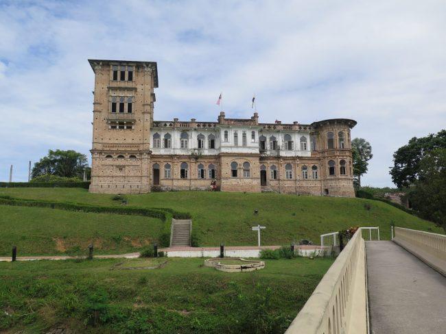 Leyendas sobre Kellie´s Castle