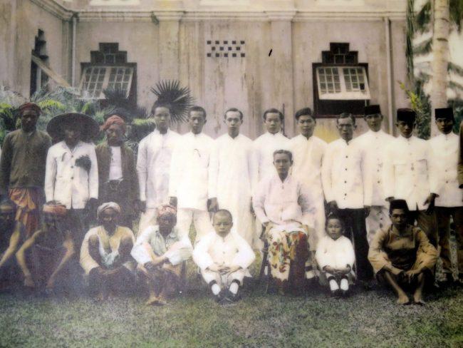 Servicio doméstico Malasia siglo XIX