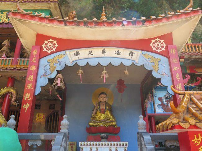 Lugares religiosos de Ipoh