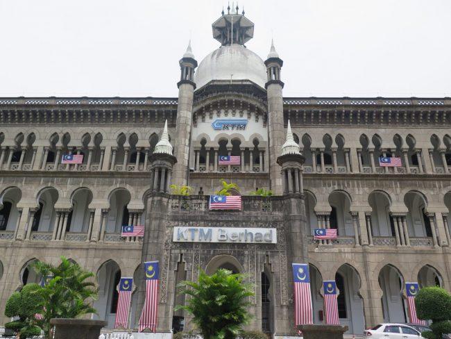 Listado de todos los edificios coloniales de Kuala Lumpur