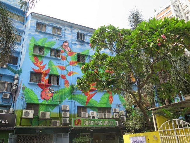Recuperación de espacios en Kuala Lumpur