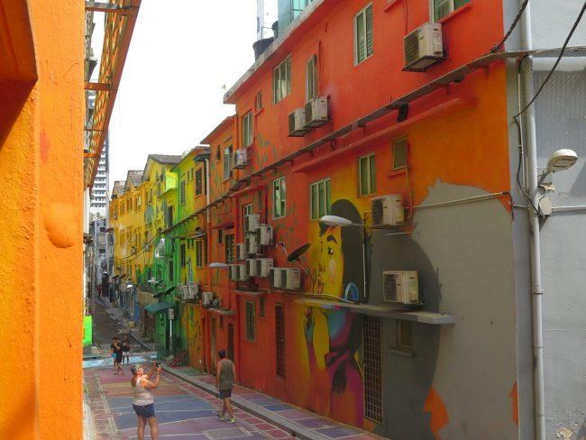 Street Art Malasia