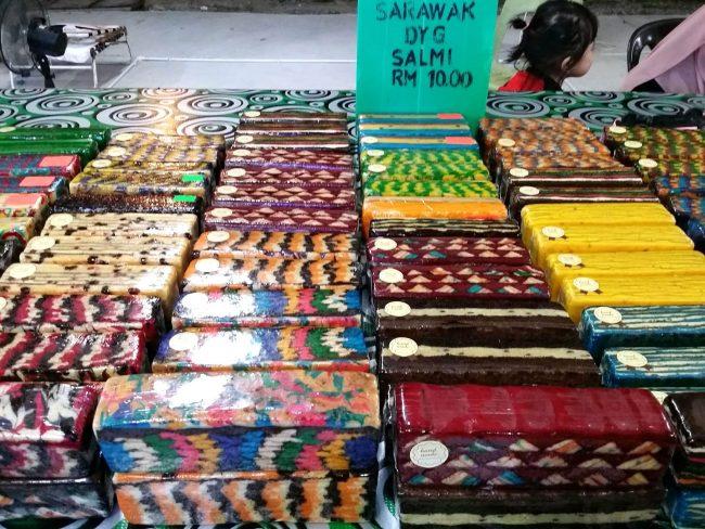 Comprar Kek Lapis en Sarawak