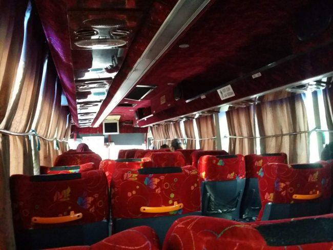 Transporte Público Borneo
