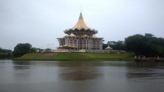 Orilla Norte de Kuching