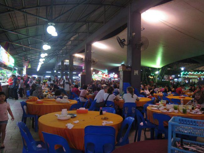 Dónde comer en Kuching