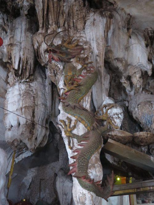 Decoración Interior de las cuevas de Ipoh