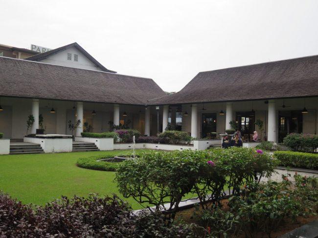 Antiguo Centro Administrativo de Sarawak