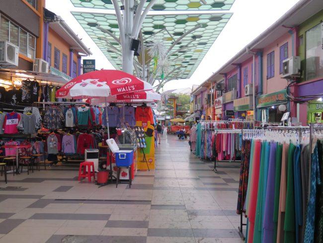 Street India Kuching