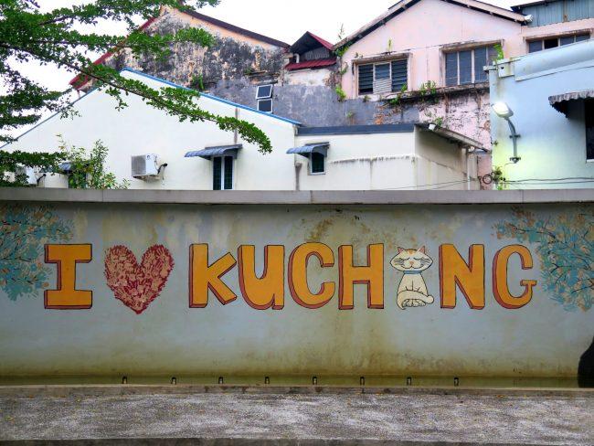 Arte Urbano Kuching