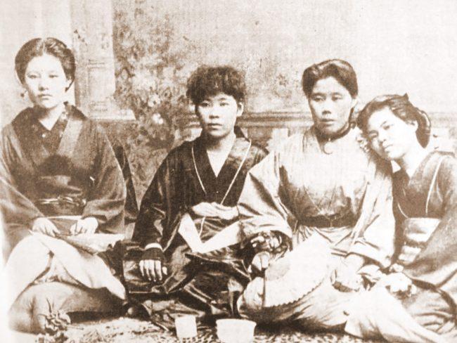 Emigrantes japonesas del siglo XIX