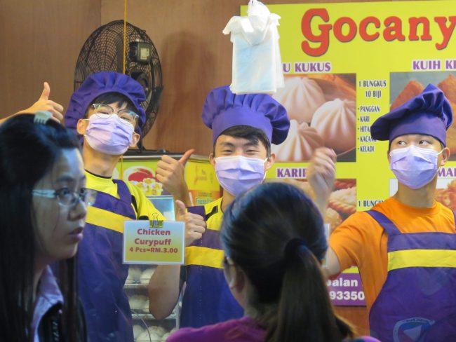 Fiestas de Kuching