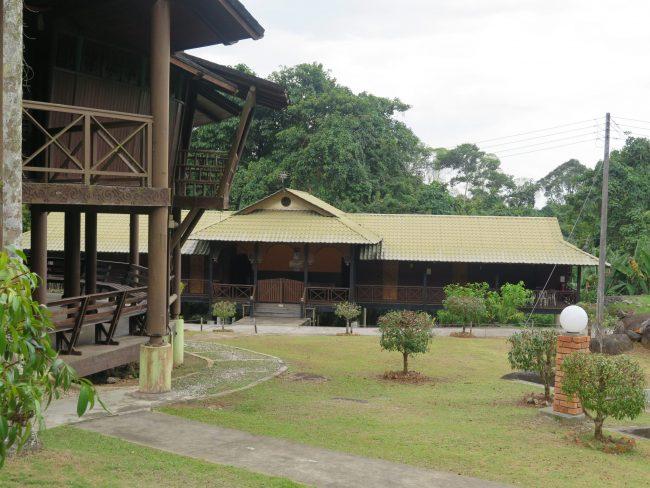 Instalaciones Parque Nacional Gunung Gading
