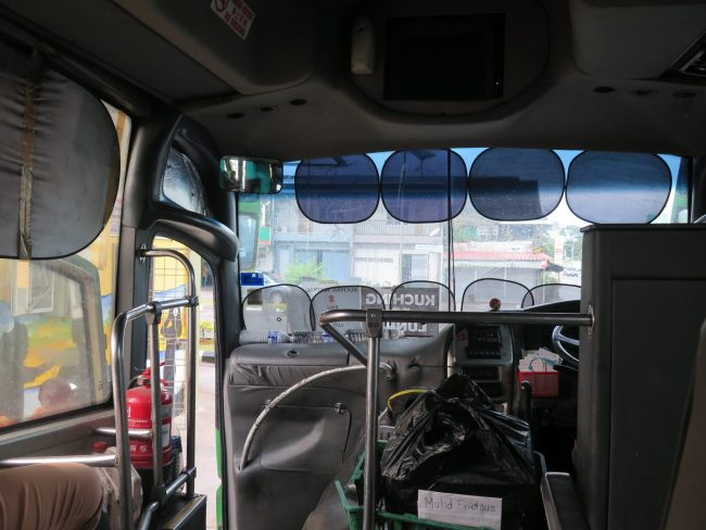 Autobuses públicos de Malasia