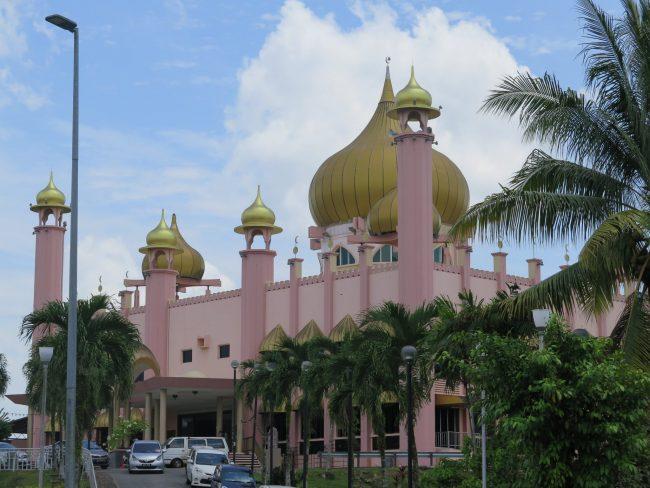 Masjid Lama Kuching