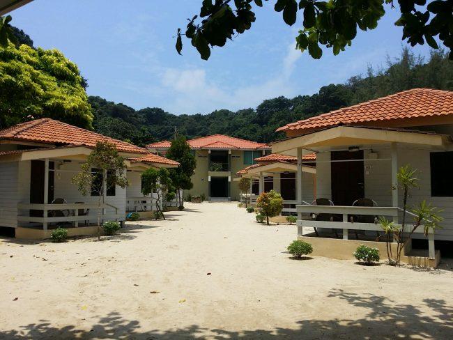 Reservar alojamiento en Pulau Kapas