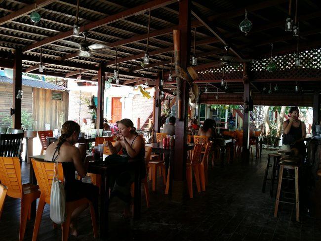 Comer en Pulau Kapas
