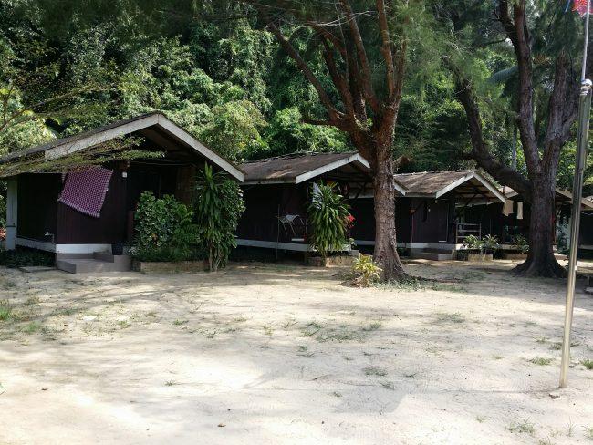 Alojamiento en la Isla de Pulau Kapas
