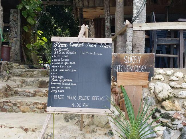 Los mejores restaurantes de Pulau Kapas