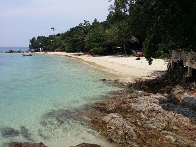 Actividades en Pulau Kapas