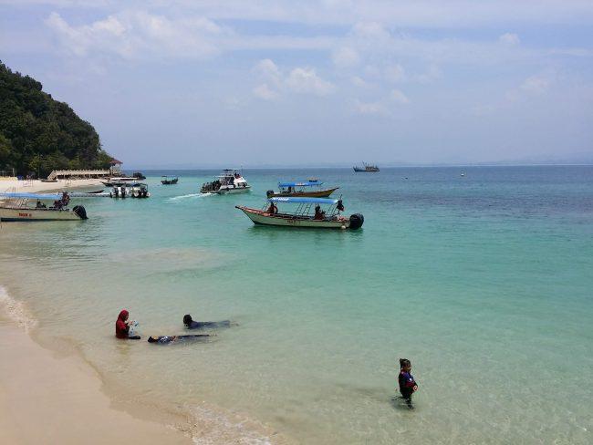Los últimos paraísos de Malasia