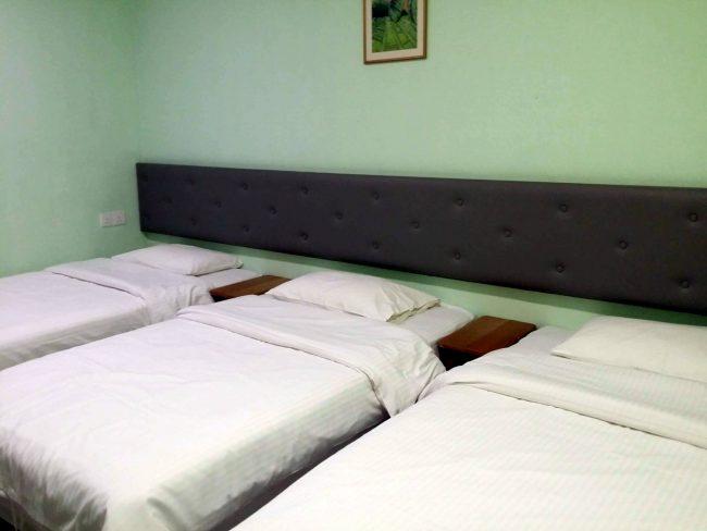 Alojamiento en Kuala Terengganu