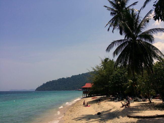 Bonitas playas de Tioman