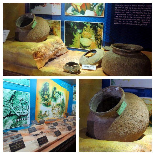 Galería de Historia en el Museo Estatal de Terengganu