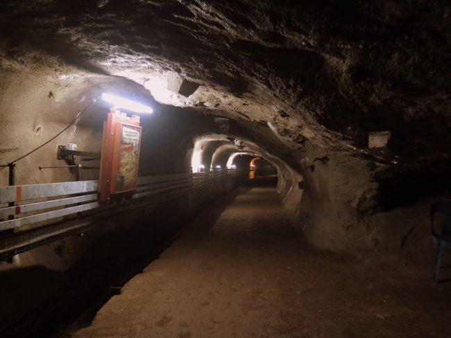 Las minas de estaño de Sungai Lembing