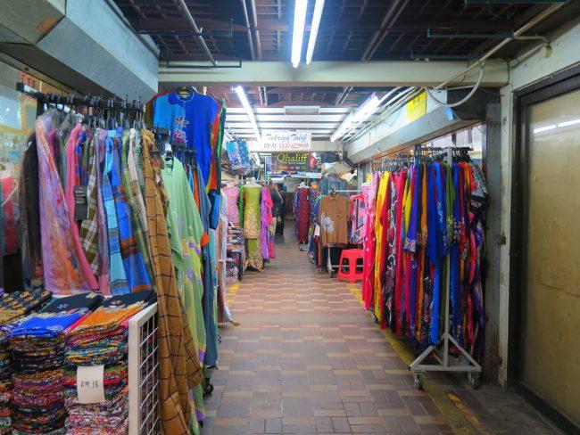Mercado Central de Kuala Terengganu