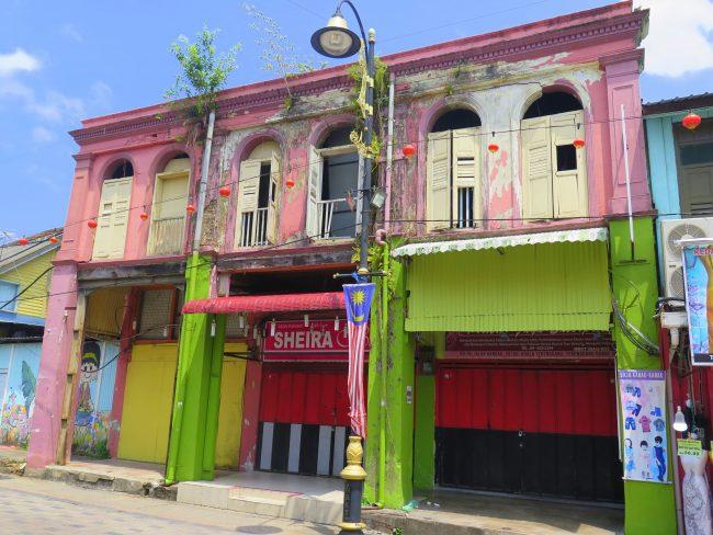 Barrio Chino Kuala Terengganu