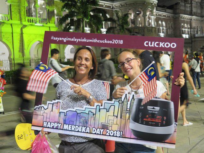 Día de la Independencia de Malasia