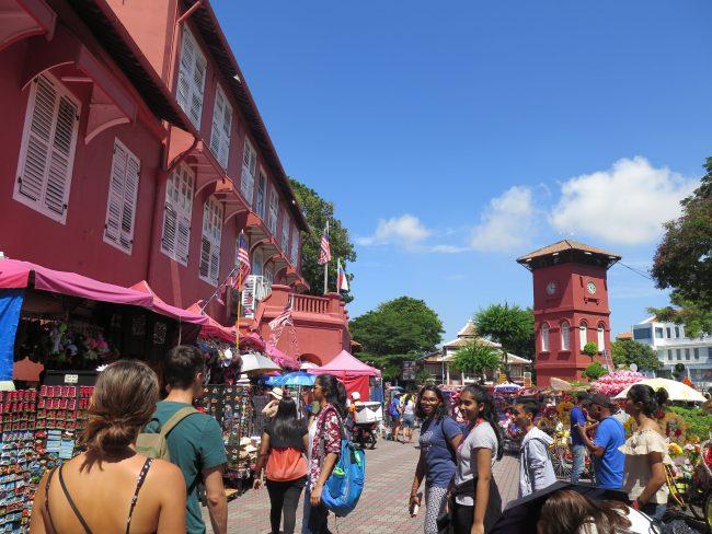 Dutch Square Malaca